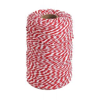 Tenn Well Red And White Twine 656 Feet 200m Cotton Bak...