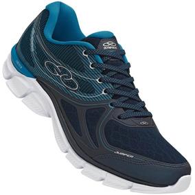 Tenis Olympikus Caminhada Jumper / 417 - 43458417m Azul