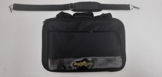 Capa Bag Para Mesa De Som Behringer Djx 900 Usb