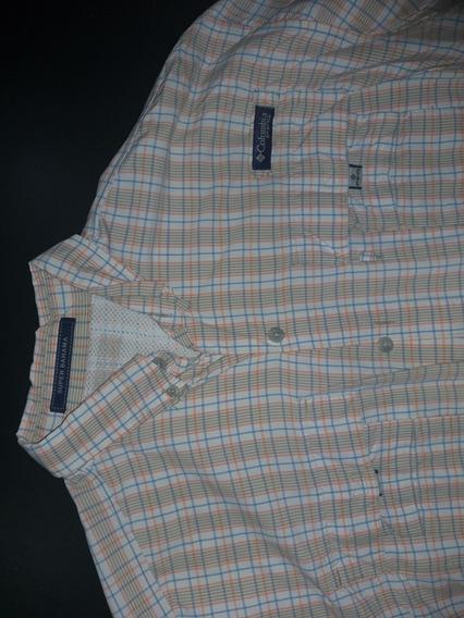 Camisa Columbia L Original