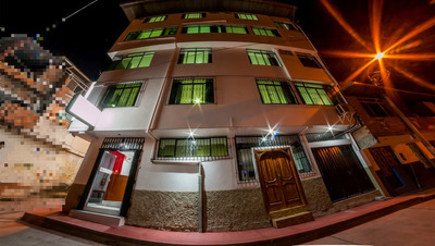 Hotel En Funcionamiento En El Centro De La Merced Venta