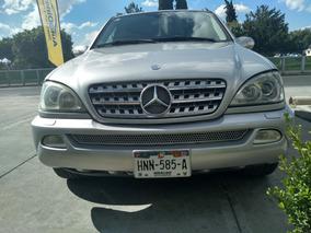 Mercedes-benz Clase M 5.0l Ml 500 292hp Mt