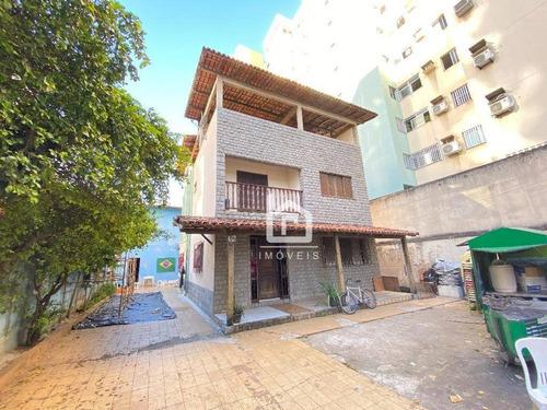 Imagem 1 de 14 de Casa Comercial Em Localização Super Privilegiada Na Praia Da Costa! - Ca0048