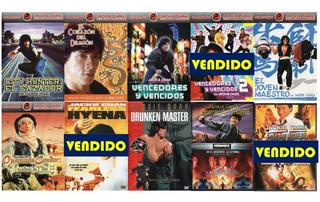 Jackie Chan Colección