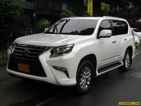 Lexus Gx Blindaje 2 Plus