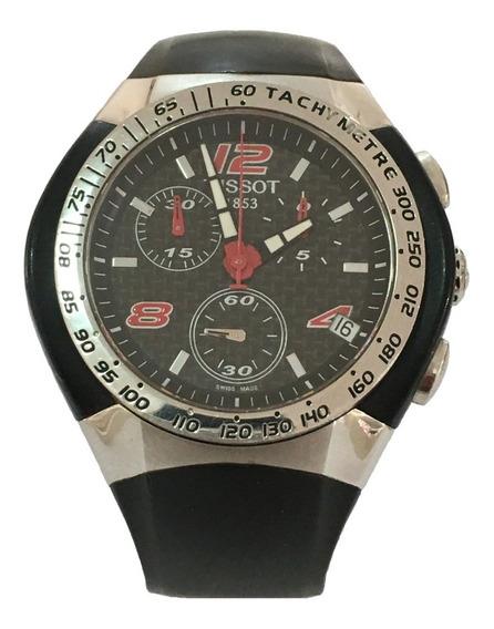 Relógio Tissot Nascar Cronógrafo Original Edição Especial