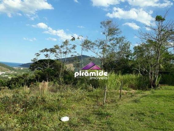 Sítio Comercial/residencial, 38.000 M² No Litoral - Ubatuba-sp - Si0019