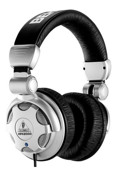 Audífono Dj Profesional Behringer Hpx2000 + Garantía