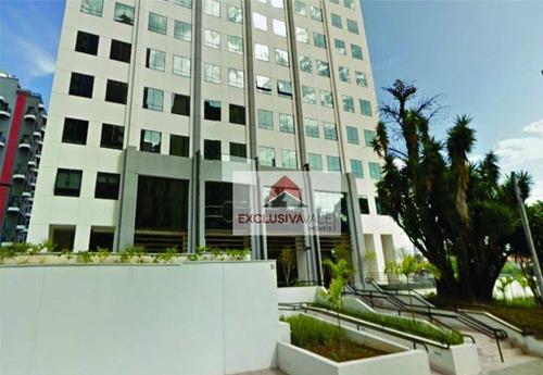 Sala Para Alugar, 43 M² Por R$ 1.500,00/mês - Jardim Aquarius - São José Dos Campos/sp - Sa0237