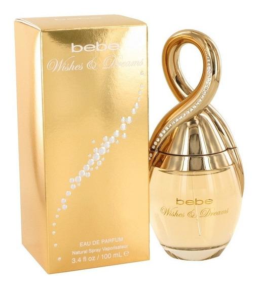 Bebe Wishes & Dreams De Bebe Eau De Parfum 100 Ml