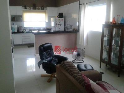 Casa Residencial À Venda, Jardim Palmeira, Bady Bassitt. - Ca0930