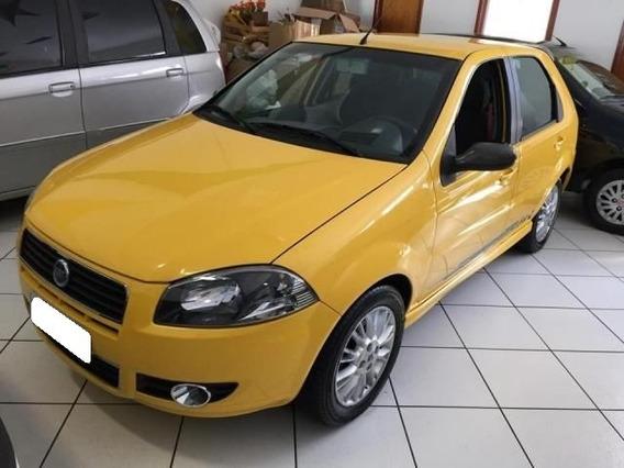 Fiat Palio 1.8 Mpi R Amarelo 8v Flex 4p Manual 2008