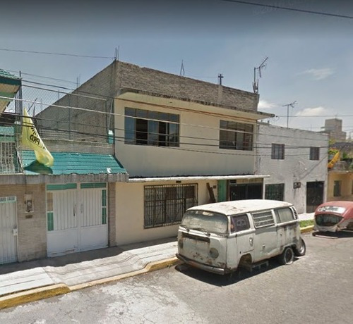 Benito Juarez,casa, Venta, Nezahualcoyotl, Edo De Mexico