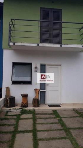 Casa Com 3 Dormitórios À Venda, 89 M² Por R$ 590.000,00 - Granja Viana - Cotia/sp - Ca0219