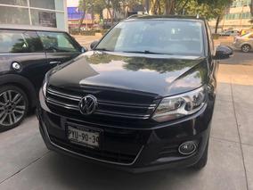 Volkswagen Tiguan 2.0 Track&fun Nave Piel At 2016