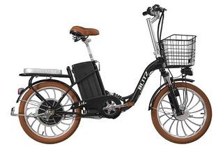 Bicicleta Elétrica E-club Life Blitz Até 45km/h 350w