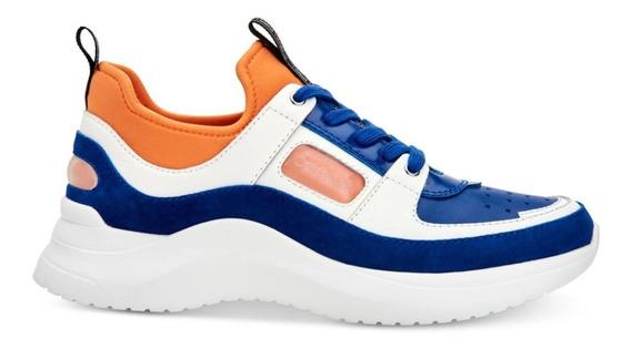 Tenis Sneakers Calvin Klein Dama! 26.5 Mex! Original!