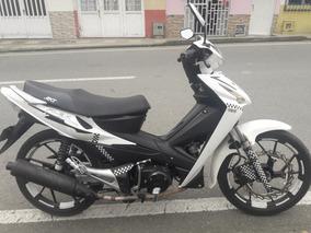 Akt Flex 125 Blanca Modelo 2014