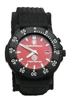 Reloj Smith & Wesson Firefighter Watch