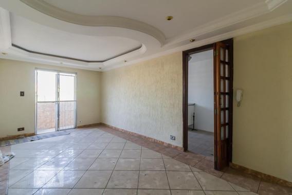 Apartamento No 1º Andar Com 2 Dormitórios E 1 Garagem - Id: 892945003 - 245003