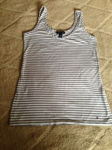 Musculosa Tommy Hilfiger Mujer Talle S Hermosa!!!!!!!!!!!!!!
