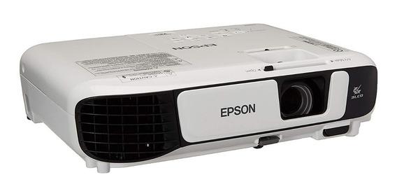 Projetor (datashow) Epson X41+ / 3600 Lumens / Wi-fi!
