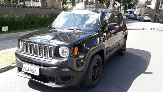 Jeep Renegade 1.8 Flex 5p 2016