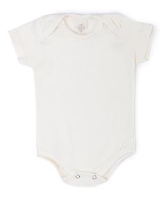 Kit 3 Bodys Bebê Suedine 100% Algodão! Várias Cores!