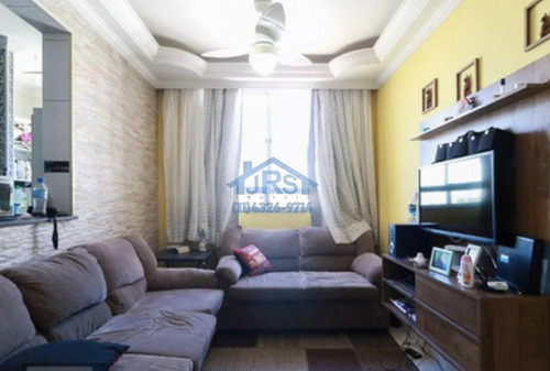 Apartamento Com 2 Dormitórios À Venda, 55 M² Por R$ 265.000,00 - Jardim Roberto - Osasco/sp - Ap4340