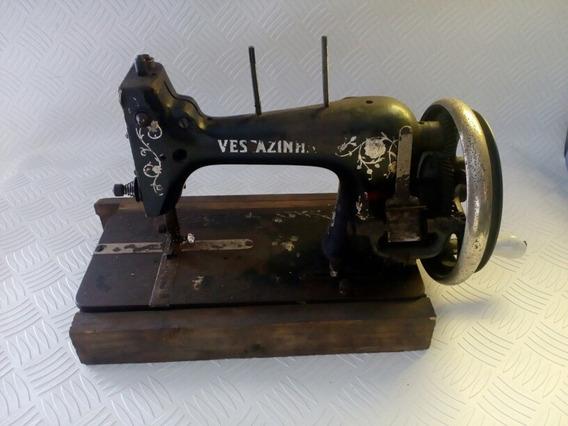 Máquina De Costura Vestazinha