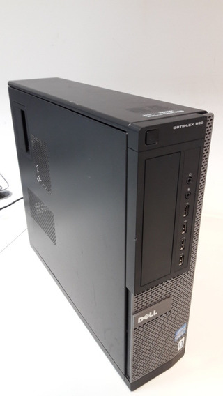 Desktop Dell Optiplex 990/ Core I3, 4gb Ram