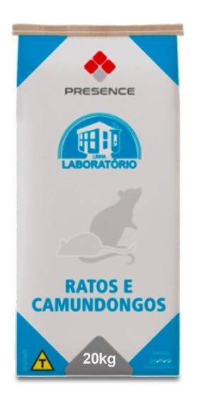 Labina Presence - Ração Para Ratos E Camundongos 20kg