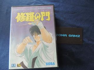 Shura No Mon Sega Megadrive Zonagamz