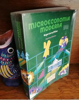 Microeconomía Moderna - Roger Leroy - 1995