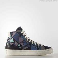 Zapatillas adidas Originals Courtvantage Mid Botitas Import.