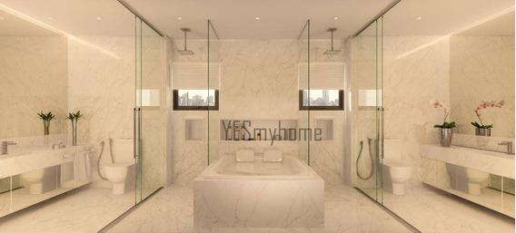 Apartamento À Venda, 300 M² Por R$ 4.032.000,00 - Batel - Curitiba/pr - Ap2664