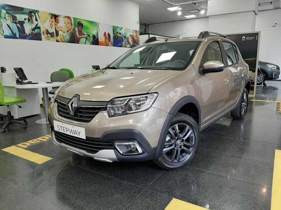 Renault Stepway Intense Cvt Zen 0km 2020 1.6 Nafta Full 2019