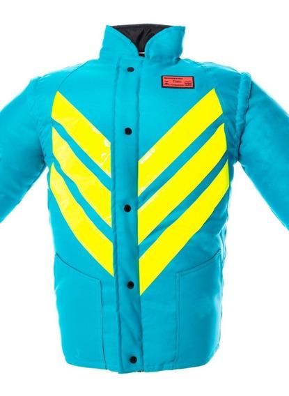 Jaqueta Motofrete Azul