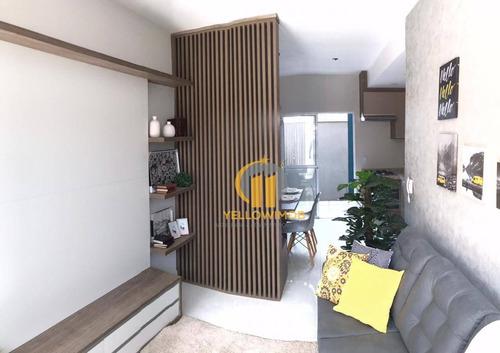 Imagem 1 de 20 de Sobrado 2 Suites, Vila Ré - São Paulo/sp - So0084