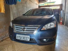 Nissan Sentra 2.0 Sv Flex Aut. 4p 2015