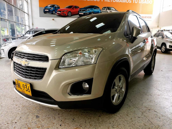 Chevrolet Tracker 2014 Mt