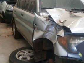 Sucata Mitsubishi Pajero 2002 Io 1.8 Se Retirada Peças