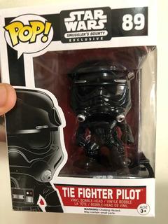 Funko Pop Star Wars Tie Fighter Pilot Exclusivo! #89
