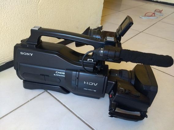 Filmadora Sony Hd 1000 Em Ótimo Estado