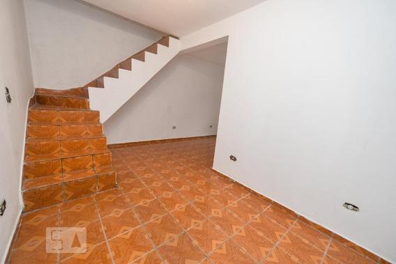 Casa Para Aluguel - Vila Augusta, 2 Quartos, 60 - 893034270