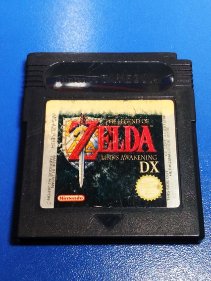 The Legend Of Zelda A Link Awakening Para Nintendo Game Boy