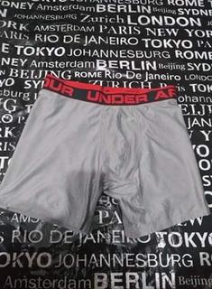 Shorts Lycra Under Armour M Adulto N-nike adidas Puma