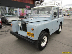 Land Rover Santana Mt2.4