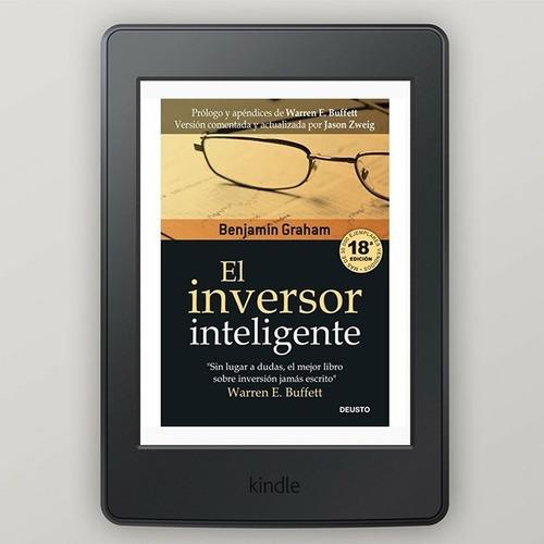 El Inversor Inteligente Benjamin Graham Mercado Libre