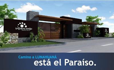 Lote 120m2 Residencial Villavicente 1 Etapa Cañete Imperial
